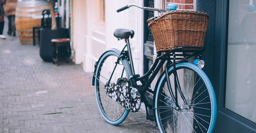 Att cykla i trafiken